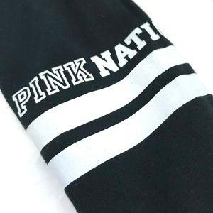 PINK Victoria's Secret Pants - Victoria's Secret Pink XS Yoga Leggings Black